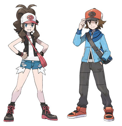 new pokemon black and white version. I absolutely love when a new