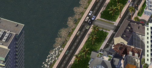 SimCity4 Tropical Rocks