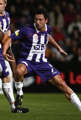 Perth Glory player.