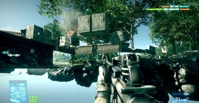 Battlefield glitch