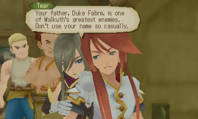 Tales of the Abyss –Impressions