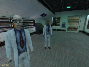 This is Half Life, from 1998. It's a FPS that doesn't make me hate myself.