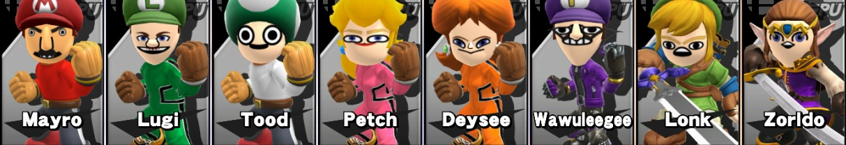 Super Smash Bros  – Pietriots