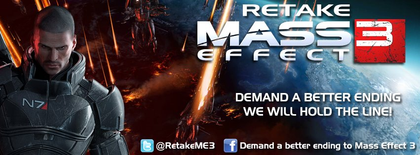 Retake Mass Effect