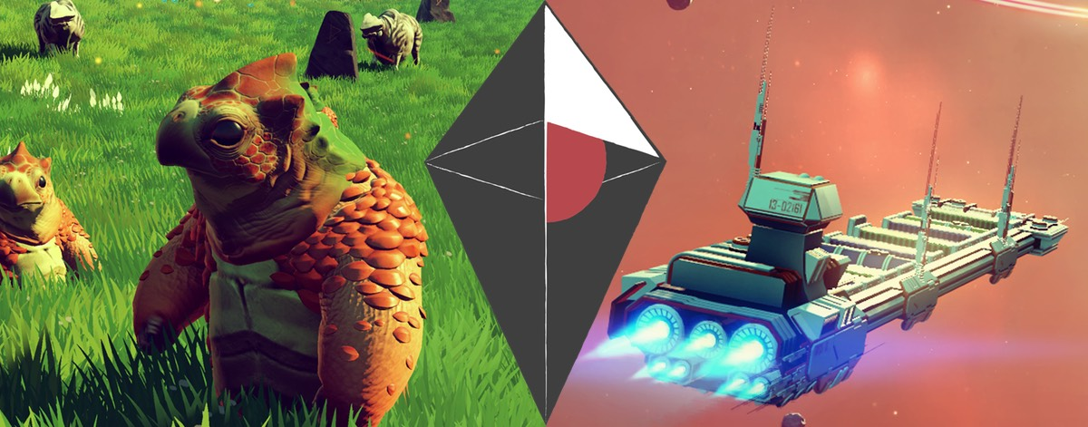 The three (and a half) reactions to No Man's Sky