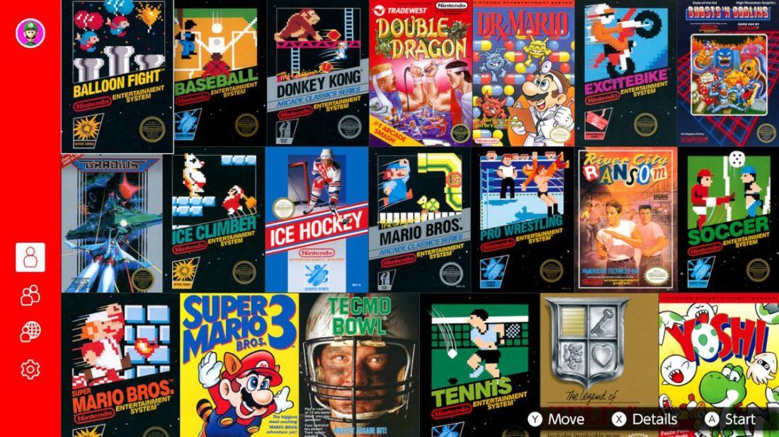 NES Online